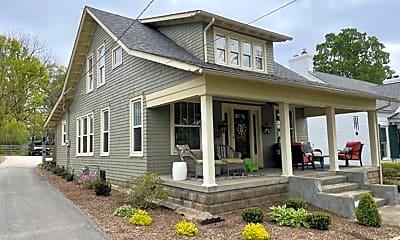 Building, 223 W Poplar St, 0