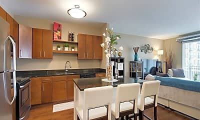 Kitchen, Be @ Axon Green, 0