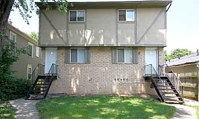 Building, 420 E 13th Ave, 0