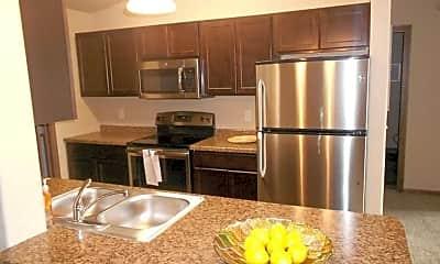 Kitchen, Sunset Bluffs, 0