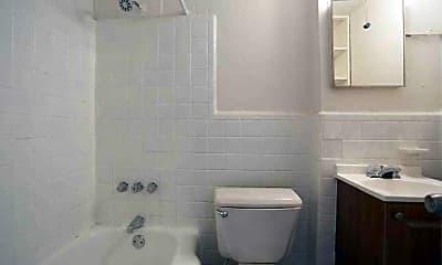 Bathroom, Astor Apartments, 1