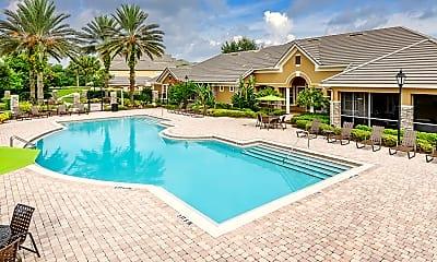 Pool, Colonial Grand at Lakewood Ranch, 1