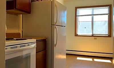 Kitchen, 25 W 33rd St, 1