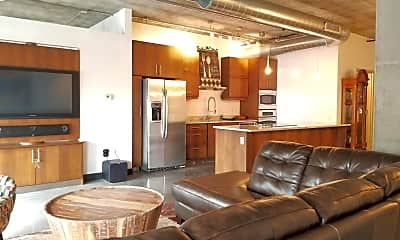 Living Room, 4141 Pennsylvania Ave, 1