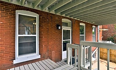 Patio / Deck, 2040 Russell Blvd 1F, 2