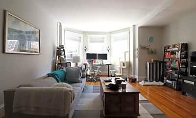 Living Room, 136 Pleasant St, 0