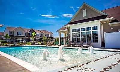 Pool, Randall Highlands Apartment Homes, 1