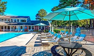 Pool, Duraleigh Woods, 1