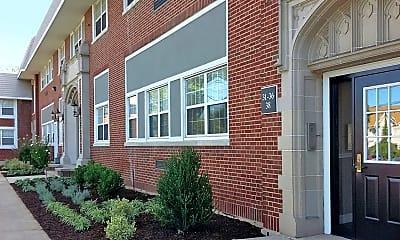 Building, Heritage Square Apartments, 1