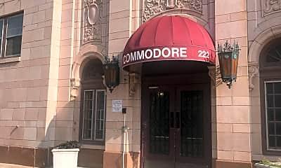 COMMODORE, 1
