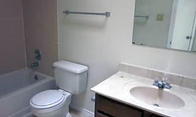 Bathroom, 5511 Lochmoor 1, 2