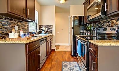 Kitchen, One Jefferson, 1