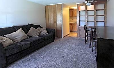 Living Room, Swanson Court, 1