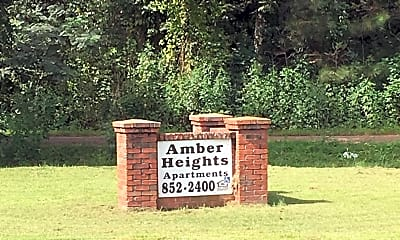 Amber Heights Apartments, 1