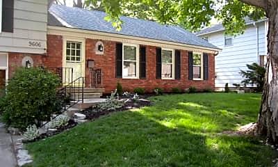Building, 9606 Dearborn St, 0