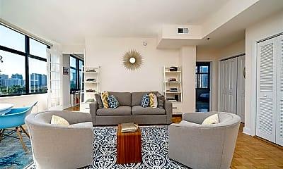 Living Room, 610 Newark St. 7A, 1