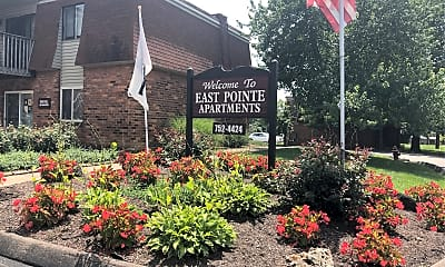 East Pointe Apartments, 1