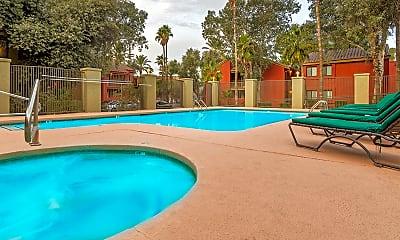 Pool, El Dorado Place, 1