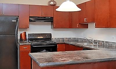 Kitchen, 1 Parkway, 2