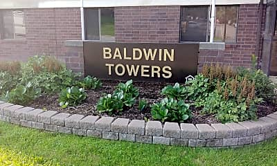 Baldwin Towers, 1