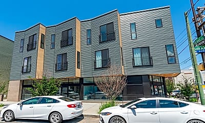 Building, 627 E Girard Ave B3, 2