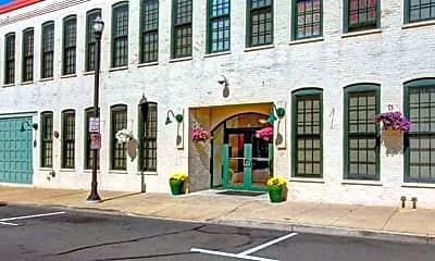 Building, Belle Harbor Lofts, 1