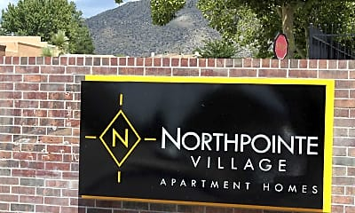 Community Signage, Northpointe Village, 2