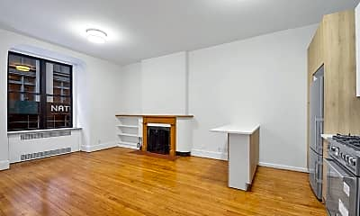 Living Room, 120 Madison Ave, 1
