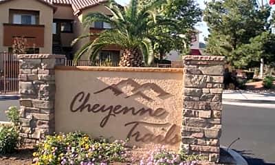 Cheyenne Trails, 0