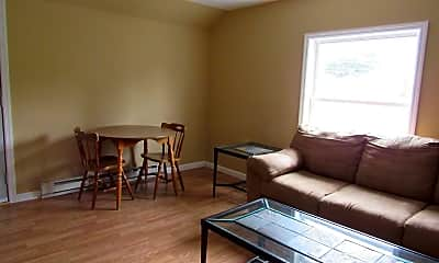 Living Room, 1288 Church St, 1