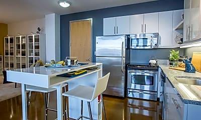 Kitchen, Mezzo Design Lofts, 0