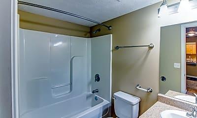 Bathroom, Maple View Apartment Homes, 2