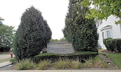 Community Signage, 2533 Capitol Ave 2533, 2