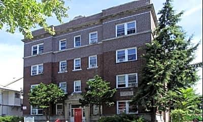 Building, Madison Avenue Apartments, 0