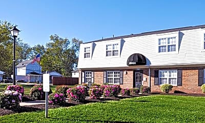 Leasing Office, Hampton Creek Apartments, 1