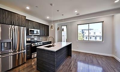 Kitchen, 300 Budd St F, 1
