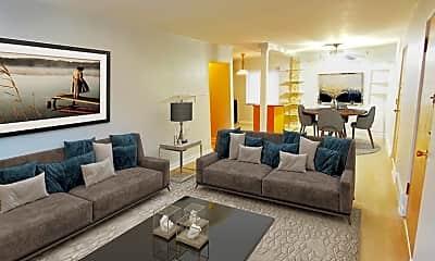 Living Room, 5952 Nagel Ave, 0