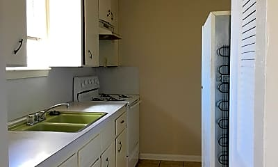 Kitchen, 302 Wolf St Apt 8, 2