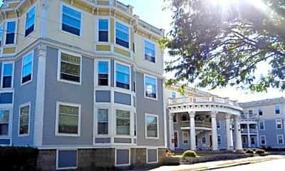 Building, Elm Grove Apartments, 0