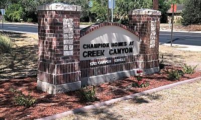 Champion Homes at Creek Canyon, 1