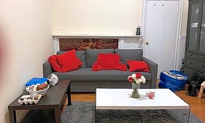 Living Room, 468 Commonwealth Avenue, 0