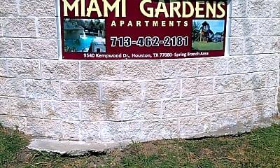 Miami Gardens, 1