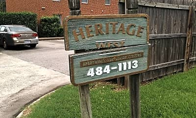 Heritage West Apartments, 1
