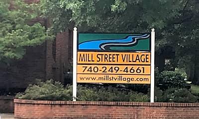 Mill Street Village, 1