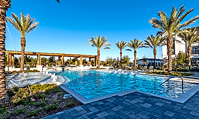 Pool, Alys Crossing, 2