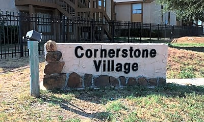 Cornerstone Village Apartments, 1