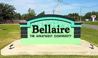 Community Signage, Bellaire Apartments, 2