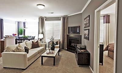 Living Room, Mesa Ridge, 1