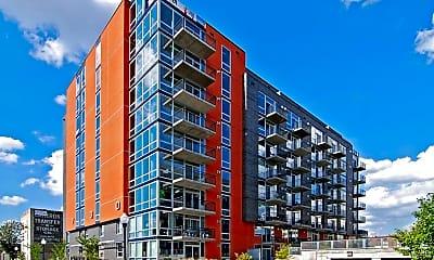 Building, 730 N 4th St 208, 2