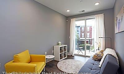 Living Room, 3925 Haverford Avenue, 1